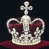 The Crown of Mary of Modena