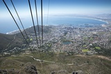 Cable Car  Table Mountain National Park  Cape Town  South Africa