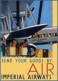 Send Your Goods by Air
