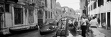 Buildings Along a Canal  Grand Canal  Rio Di Palazzo  Venice  Italy