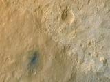 Curiosity Rover Imaged
