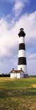 Low Angle View of a Lighthouse  Bodie Island Lighthouse  Bodie Island