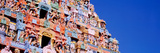 Low Angle View of a Temple  Tiruchirapalli  Tamil Nadu  India