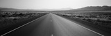Desert Road  Nevada  USA