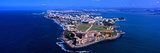 Aerial View of the Morro Castle  San Juan  Puerto Rico