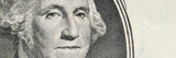 Details of George Washington's Image on the Us Dollar Bill