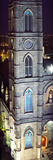 Notre Dame De Montreal at Night  Montreal  Quebec  Canada
