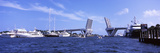 Bridge across a Canal  Atlantic Intracoastal Waterway  Fort Lauderdale  Broward County  Florida