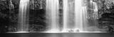 Waterfall in a Forest  Llanos De Cortez Waterfall  Guanacaste Province  Costa Rica