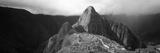 Ruins  Machu Picchu  Peru