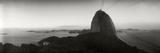 Sugarloaf Mountain at Sunset  Rio De Janeiro  Brazil