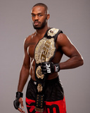 UFC Fighter Portraits: Jon Jones
