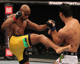UFC 134: Aug 27  2011 - Anderson Silva vs Yushin Okami