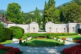 Garden at Villa D'Este Hotel  Cernobbio  Lake Como  Lombardy  Italy