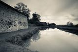 Ruins of River Fort Designed by Vauban in 1689  Fort Medoc  Haute-Medoc Area  Gironde
