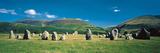 Castlerigg Stone Circle Cumbria the Lake District England