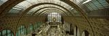 Interiors of a Museum  Musee D'Orsay  Paris  Ile-De-France  France
