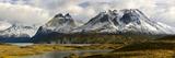 Clouds over Snowcapped Mountain  Grand Paine  Mt Almirante Nieto