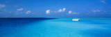 Beach Scene the Maldives