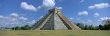 Pyramid Chichen Itza Yucatan Mexico