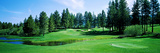 Golf Course  Edgewood Tahoe Golf Course  Stateline  Douglas County  Nevada  USA