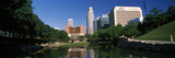 Buildings at the Waterfront  Qwest Building  Omaha  Nebraska  USA
