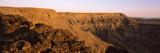 Cliffs at Sunset  Fish River Canyon  Namibia