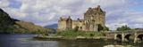 Eilean Donan Castle  Dornie  Ross-Shire  Highlands Region  Scotland