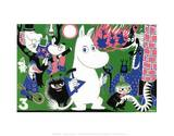 The Moomins Comic Cover 3