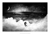 Lost in the World Reproduction d'art par Alex Cherry
