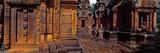 Ruins of Banteay Srei Temple  Angkor  Cambodia