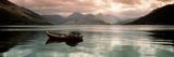 Lake Duich Highlands Scotland Papier Photo