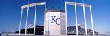 Baseball Stadium  Kauffman Stadium  Kansas City  Missouri  USA