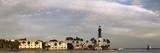 Lighthouse on the Coast  Hillsboro Inlet Lighthouse  Hillsboro Inlet  Pompano Beach  Florida  USA