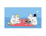 The Moomins Picnic