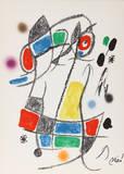 Maravillas con Variaciones Acrosticas en el jardin de Miro (Number 3) Reproductions de collection premium par Joan Miró