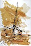 Barco de Madrugada