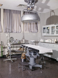 1960s Interior of Hospital Operating Room