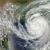 Hurricane Isaac (09L) Approaching Louisiana