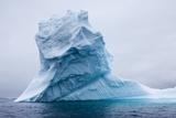 Iceberg in Disko Bay in Greenland