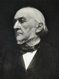 Rt Hon William Gladstone PM in 1890
