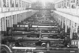 Artillery Manufacturing Plant
