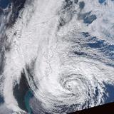 Hurricane Sandy Off the Us East Coast