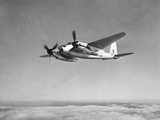 De Havilland Mosquito in Flight