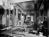 Osborne House  Whippingham  East Cowes  Isle of Wight  Interior View of the Drawing Room