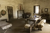 Barracks at La Purisima Mission State Park in Lompoc California