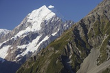 Mount Cook and Southern Alps