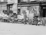 Peddlers on Hester Street