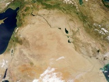 Deserts and Mountains of the Middle East