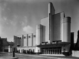 Odeon Cinema  Parsons Hill  Woolwich  London
